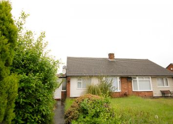 Thumbnail 2 bed bungalow to rent in Angram Walk, Chapel House, Newcastle Upon Tyne