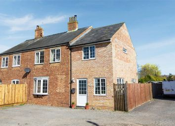 Thumbnail 5 bed semi-detached house for sale in Sutton Road, Terrington St Clement, King's Lynn, Norfolk