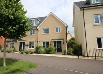 Thumbnail 3 bed semi-detached house for sale in Burgattes Road, Little Canfield, Dunmow