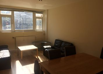 Thumbnail 5 bedroom flat to rent in Pleydell Estate, Lever Street, London