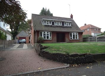 Thumbnail 3 bed detached bungalow for sale in 25 Hellesdon Road, Norwich, Norfolk