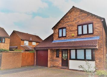 Thumbnail 4 bed detached house for sale in Sefton Walk, Up Hatherley, Cheltenham