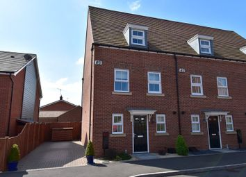 Thumbnail 3 bed end terrace house for sale in Lawley Way, Droitwich