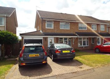 Thumbnail 3 bedroom semi-detached house for sale in Lumsden Close, Coventry