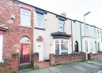 Thumbnail 2 bed terraced house for sale in Colwyn Road, Hartlepool