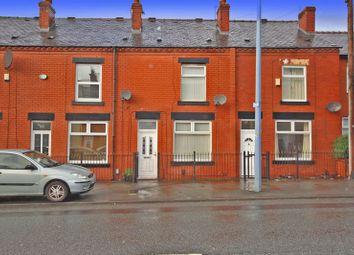 Thumbnail 2 bedroom terraced house for sale in Cleggs Lane, Little Hulton, Manchester