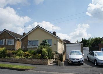 Thumbnail 2 bed detached bungalow for sale in Loxley Road, Glenfield, Leicester