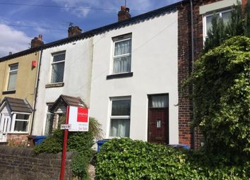 Thumbnail 2 bed terraced house for sale in Poleacre Lane, Woodley, Stockport, Greater Manchester