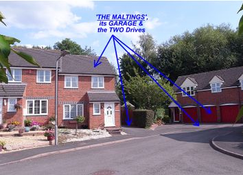 Thumbnail 3 Bedroom Semi Detached House For Sale In Target Close, Ledbury