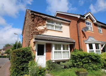 Thumbnail 2 bedroom end terrace house for sale in Rib Close, Standon, Ware