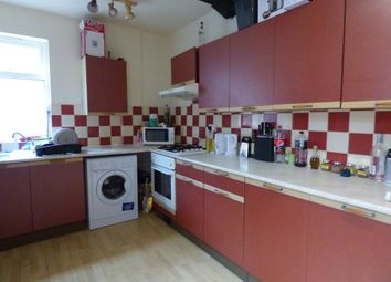 Thumbnail 4 bed terraced house to rent in Luther Street, Leicester