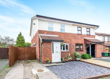 Thumbnail 3 bed semi-detached house for sale in Conroy Drive, Dawley, Telford