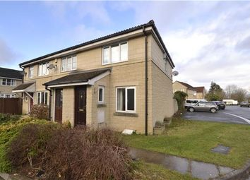 Thumbnail 2 bed end terrace house for sale in Holly Drive, Bath, Somerset