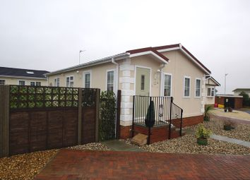 Thumbnail 2 bedroom detached bungalow for sale in East Beach Park, Shoeburyness, Southend-On-Sea