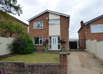 Thumbnail 3 bed detached house for sale in Hereford Road, Ravenshead, Nottinghamshire