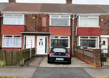 Thumbnail 2 bed terraced house for sale in Dayton Road, Hull