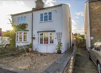 Thumbnail 3 bed property for sale in Avern Road, West Molesey