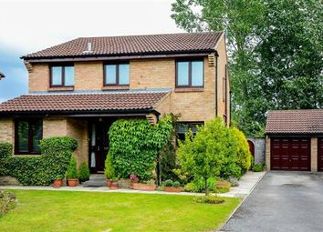 Thumbnail 4 bed detached house for sale in Laverton Gardens, Harrogate