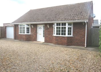 Thumbnail 2 bedroom detached bungalow for sale in Chapel Road, West Row, Bury St. Edmunds