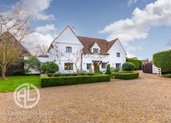 Thumbnail 6 bed detached house for sale in Coopers Farm, Norton Road, Letchworth Garden City