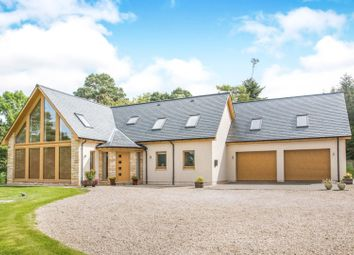 Thumbnail 4 bed detached house for sale in Drybridge, Buckie, Moray