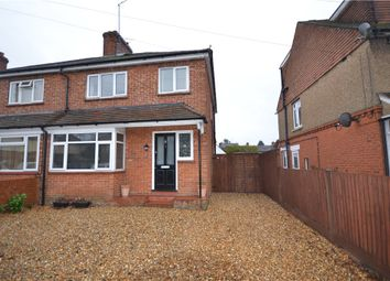 Thumbnail 3 bed semi-detached house for sale in Edward Avenue, Camberley, Surrey