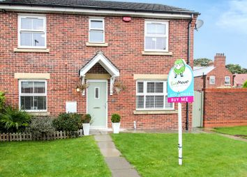 Thumbnail 3 bed semi-detached house for sale in St. Marys Walk, Hambleton, Selby