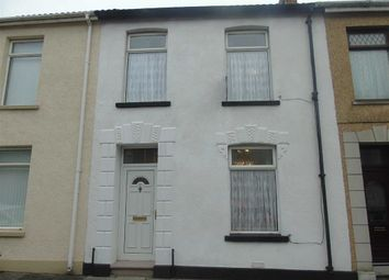 Thumbnail 3 bed terraced house for sale in Woodend Road, Llanelli