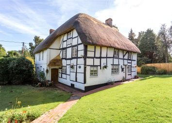 Thumbnail 5 bedroom detached house for sale in High Street, Burbage, Marlborough, Wiltshire