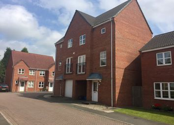 Thumbnail 3 bed semi-detached house for sale in Kay Close, Coalville