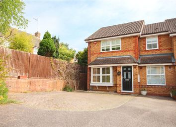 Thumbnail 3 bed semi-detached house for sale in Silvester Way, Church Crookham, Fleet, Hampshire