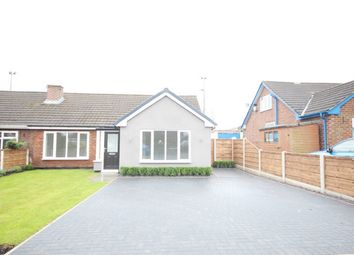 Thumbnail 3 bed semi-detached bungalow for sale in Rothwell Road, Golborne, Warrington, Lancashire