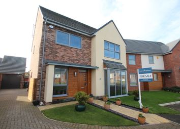 Thumbnail 4 bed detached house for sale in Watergate, Elba Park, Houghton Le Spring