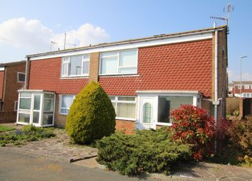 Thumbnail 1 bed flat for sale in Wayford Close, Eastbourne