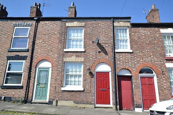 Thumbnail 3 bed terraced house to rent in James Street, Macclesfield, Cheshire