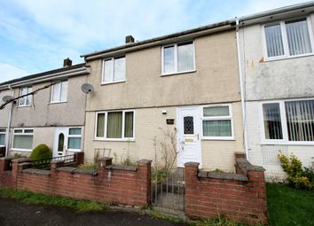 Thumbnail 3 bedroom terraced house for sale in Bryncelyn Estate, Blaina, Abertillery