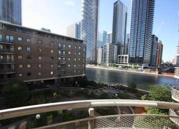 Thumbnail 2 bed flat to rent in Meridian Place, Marsh Wall, Canary Wharf, London