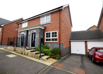 Thumbnail 2 bedroom semi-detached house for sale in Navigation Way, Newcastle, Stoke-On-Trent