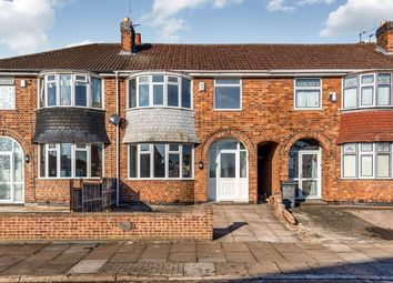 Thumbnail 3 bedroom terraced house to rent in Anthony Road, Leicester