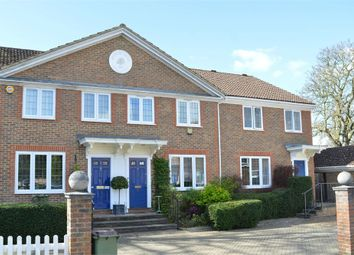 Thumbnail 3 bedroom terraced house to rent in Hungerford Square, Weybridge, Surrey