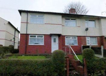 Thumbnail 3 bed semi-detached house for sale in Mather Avenue, Whitefield, Manchester