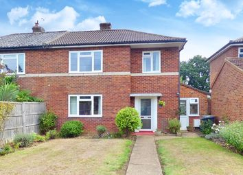 Nightingale Crescent, West Horsley, Leatherhead KT24. 3 bed semi-detached house