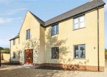 Thumbnail 4 bed detached house for sale in Greatfield, Swindon
