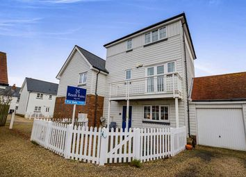 Thumbnail 4 bed semi-detached house for sale in Linnet Lane, Camber, Rye