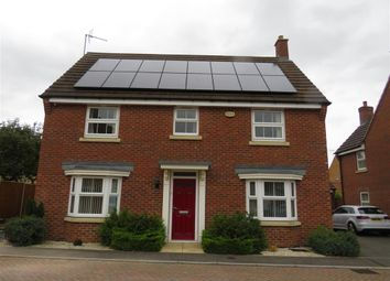 4 bed detached house for sale in Flowerhill Drive, Wellingborough NN8