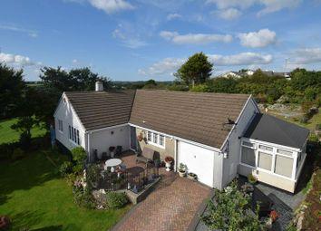 Thumbnail 3 bed detached bungalow for sale in Thorn Close, Five Lanes, Launceston