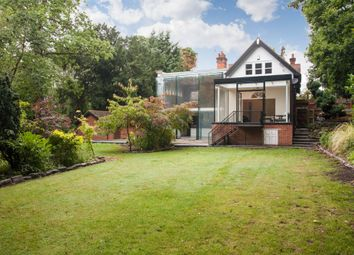 Thumbnail 5 bed detached house for sale in Court Road, London