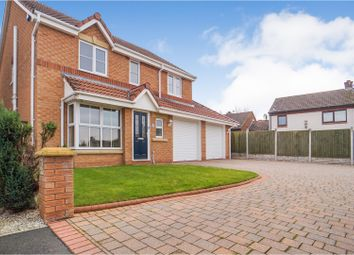Thumbnail 4 bed detached house for sale in Dalesman Drive, Carlisle