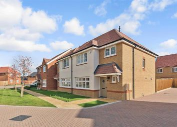 3 bed terraced house for sale in Brooks Drive, Ryarsh, West Malling, Kent ME19