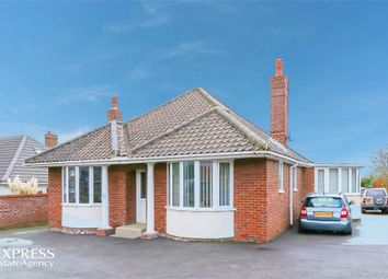 Thumbnail 3 bed detached bungalow for sale in Norwich Road, Norwich, Norfolk